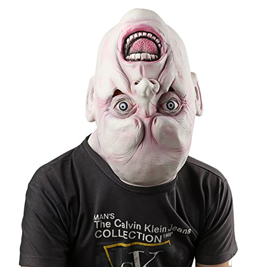 Twisted Scary Mask