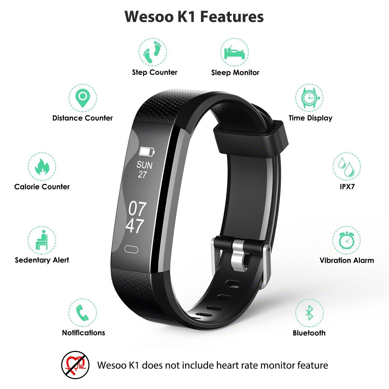 wesoo Fitness Watch