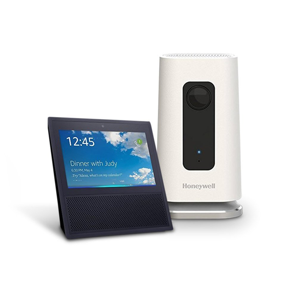 Amazon Echo Show & Security Camera Bundle