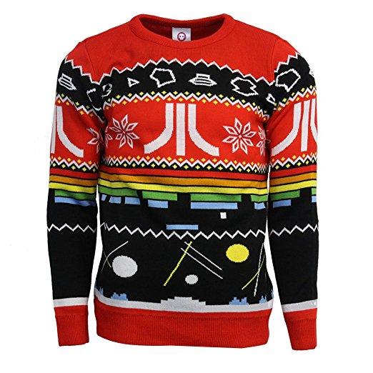 Atari Ugly Christmas Sweater