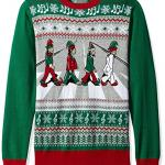 Beatles Abbey Road Ugly Christmas Sweater