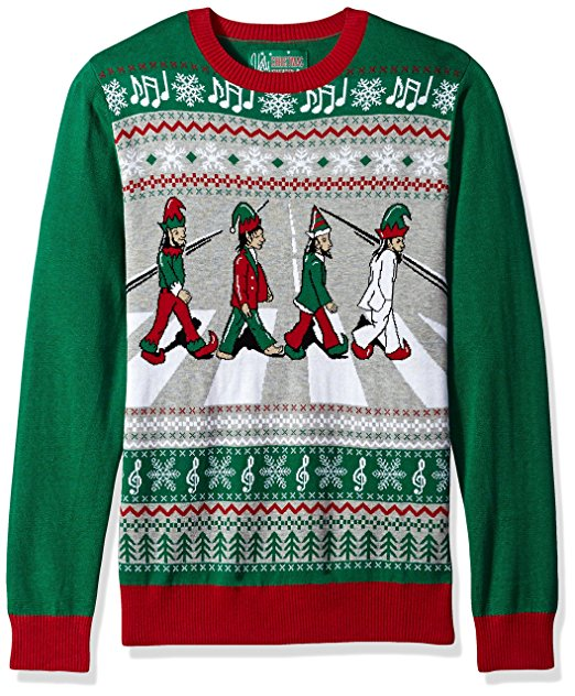 Dirty Santa Ugly Christmas Sweater