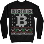 Bitcoin Ugly Christmas Sweater