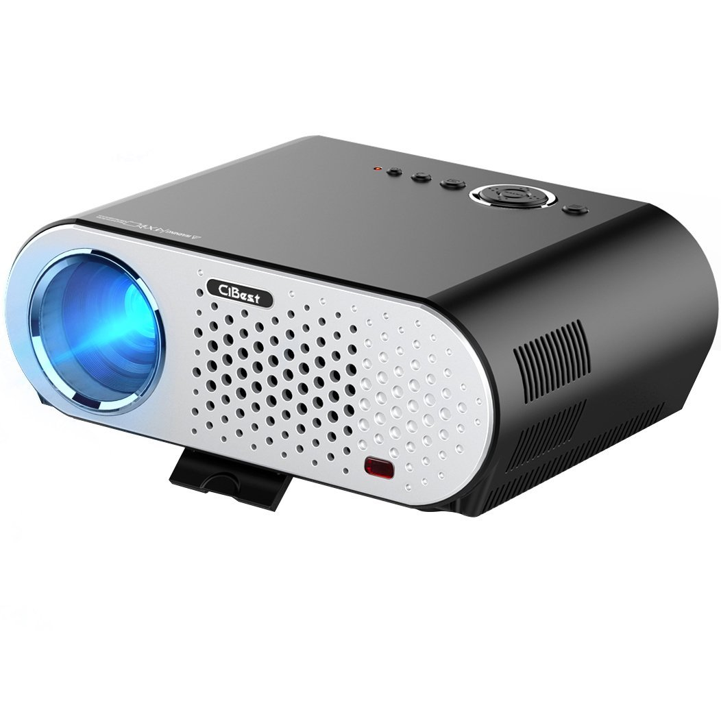 CiBest Portable Video Projector