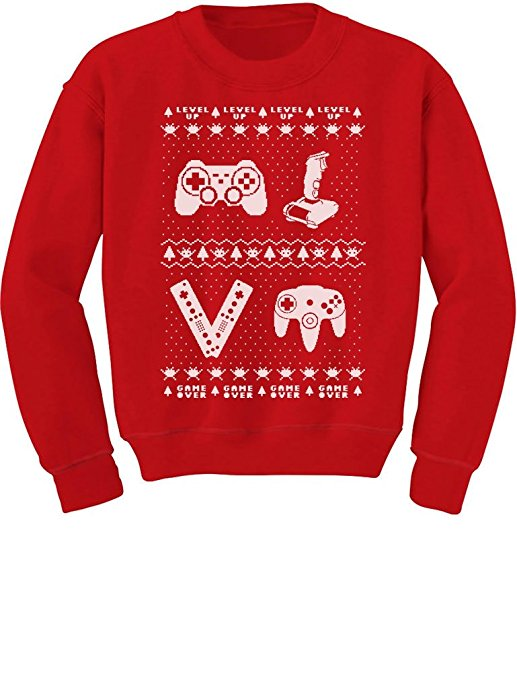 Controllers Ugly Christmas Sweater
