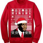 Crying Jordan Ugly Christmas Sweater