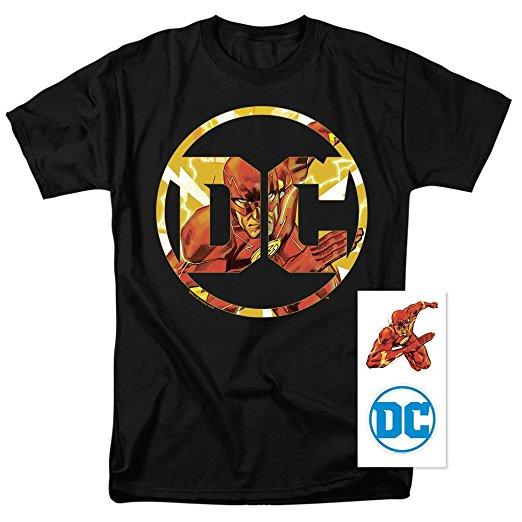 DC Comics Flash Justice League T-Shirt