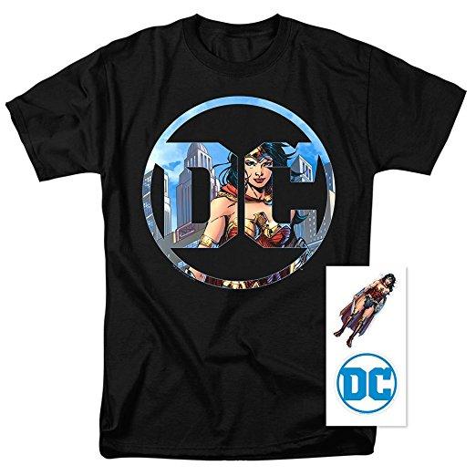 DC Comics Wonder Woman Justice League T-Shirt