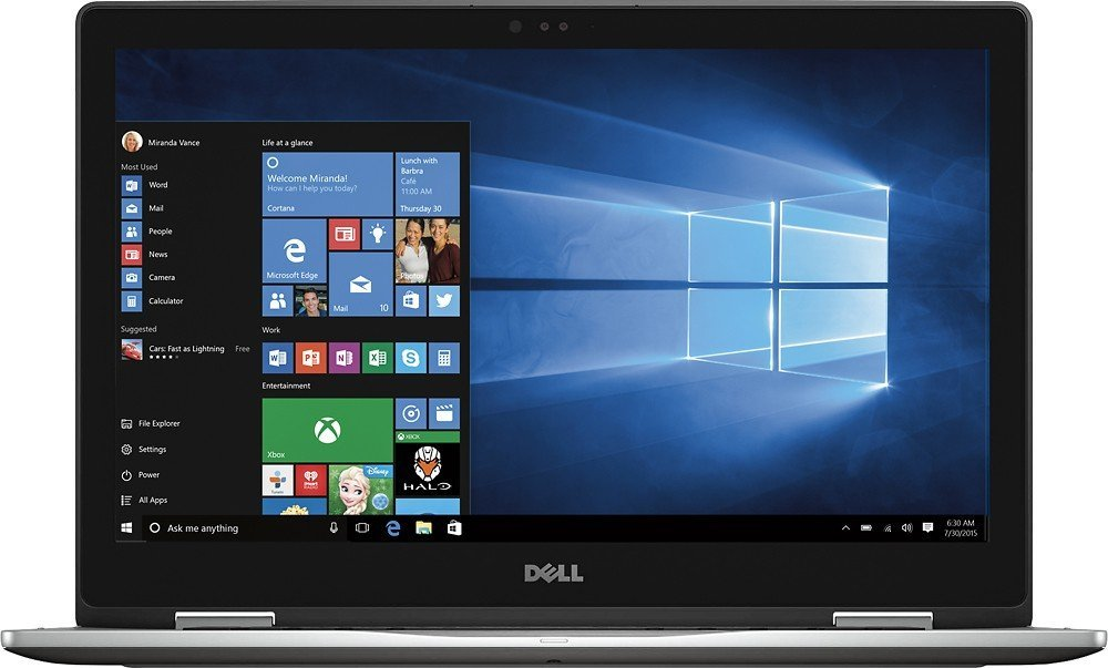 Dell Inspiron 7000 Premium Touchscreen Laptop