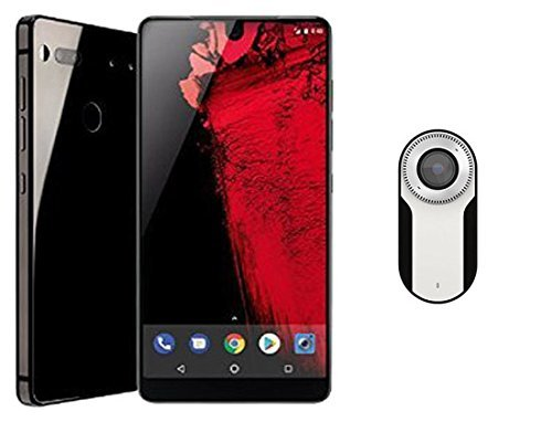 Essential Phone with the Smallest 4K 360-Degree Camera