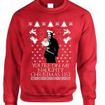 Game of Thrones Naughty List Ugly Christmas Sweater