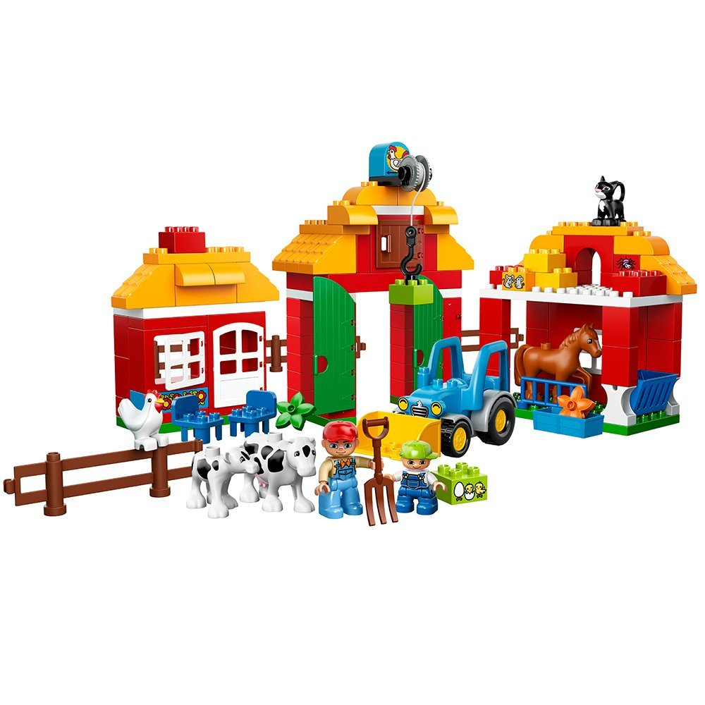 LEGO Duplo Town Big Farm