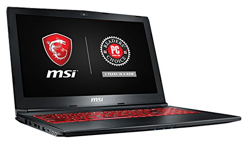 MSI GL62M Light Gaming Laptop