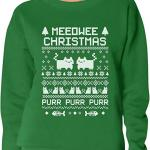 Meeowee Ugly Christmas Sweater