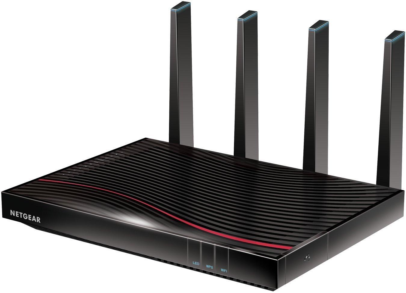 NETGEAR Nighthawk X4S Ultra High Speed Cable Modem Router