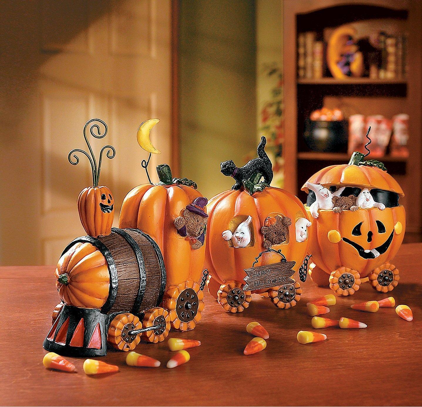 Pumpkin Express Train