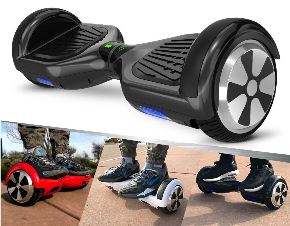 SagaPlay F1 Pro Scooter Hoverboard