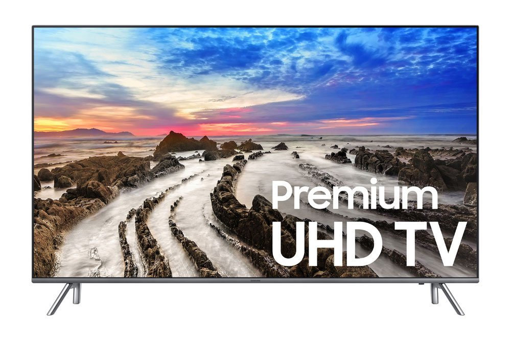 Samsung 65-Inch 4k UHD Smart TV