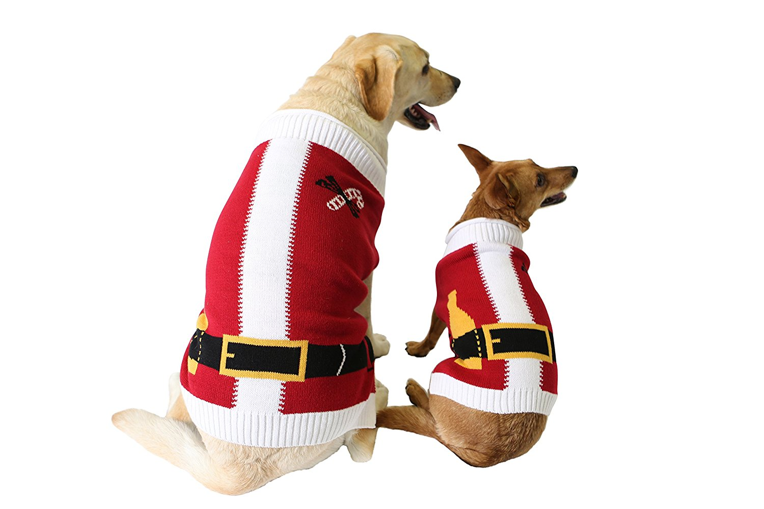 Santa Claus Ugly Christmas Sweater for Dogs