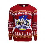 Sonic ugly Christmas Sweater