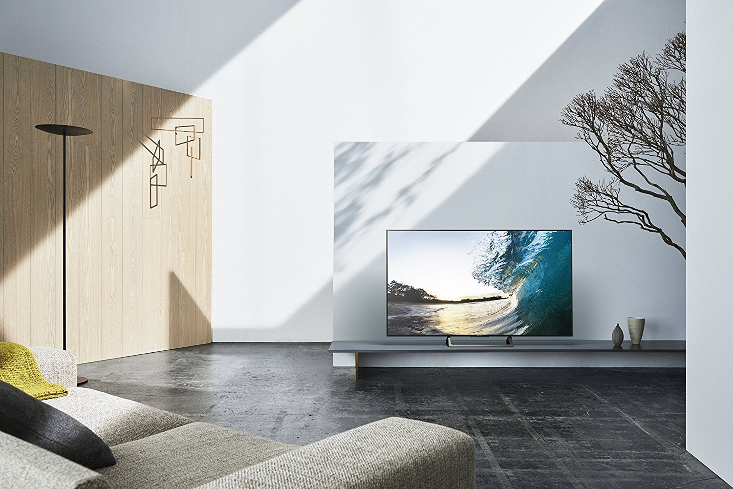 Sony 65-Inch 4k UHD Smart TV