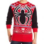Spider-Man ugly Christmas Sweater