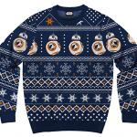 Star Wars BB-8 Ugly Christmas Sweater