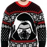 Star Wars Kylo Ren Ugly Christmas Sweater