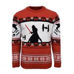 Star Wars Kylo Ugly Christmas Sweater