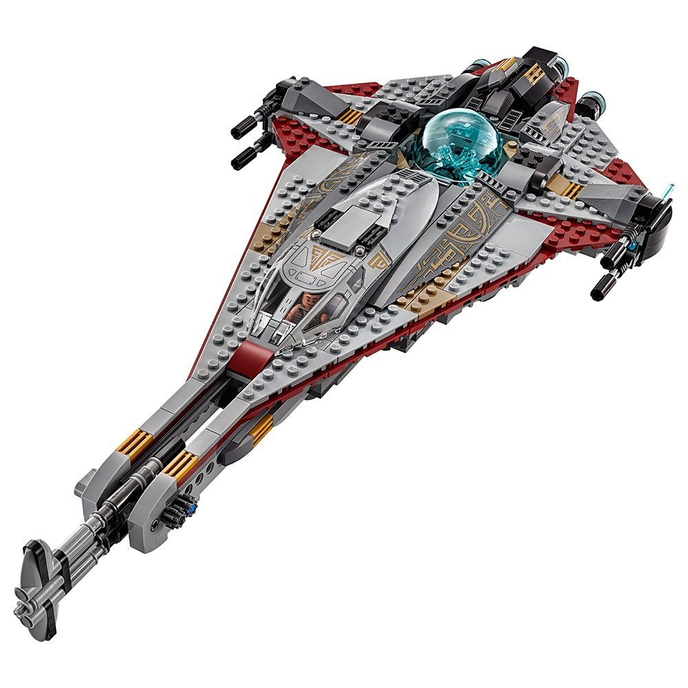 Star Wars LEGO Arrowhead Ship