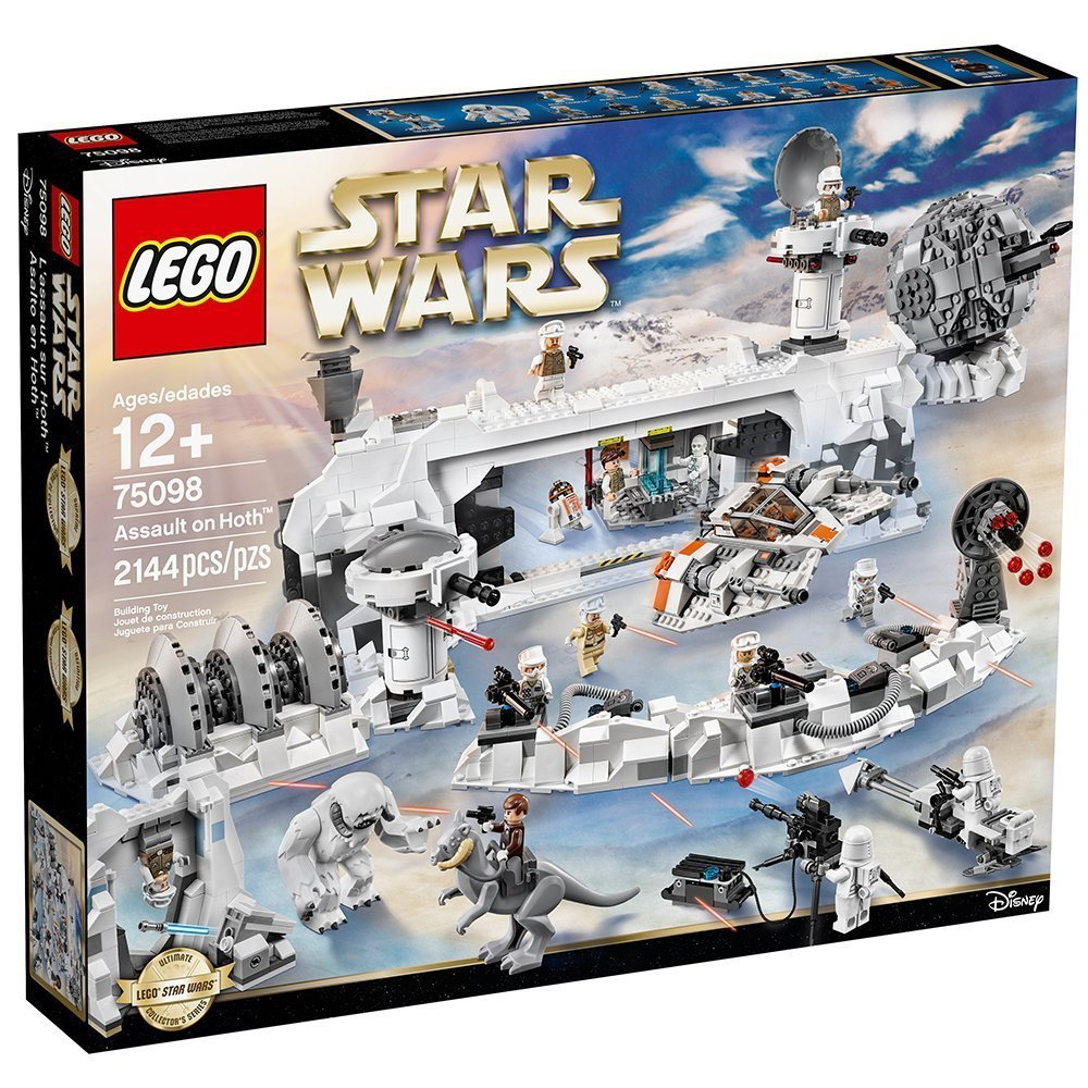 Star Wars LEGO Assault on Hoth