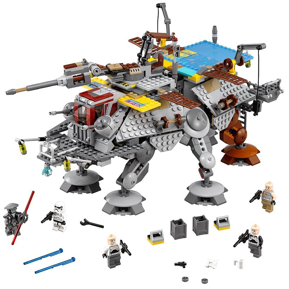 Star Wars LEGO Captain Rex AT-TE