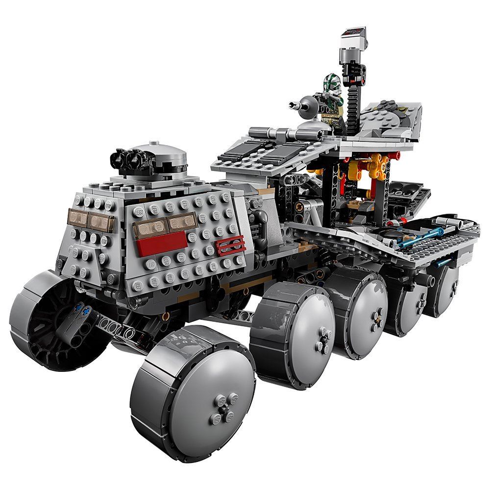 Star Wars LEGO Clone Turbo Tank