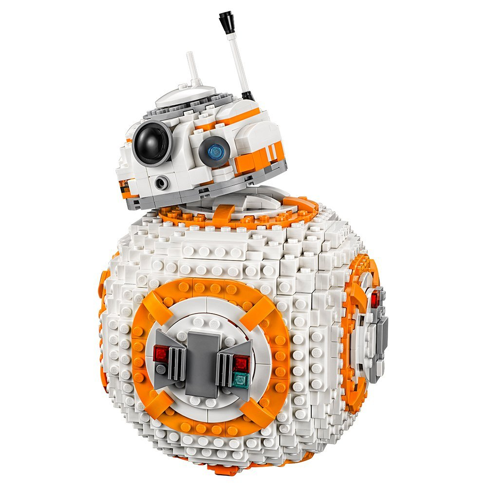 Star Wars LEGO Episode VIII BB-8
