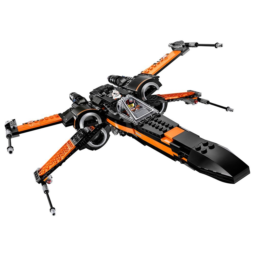 Star Wars LEGO Poe Dameron X-Wing Fighter