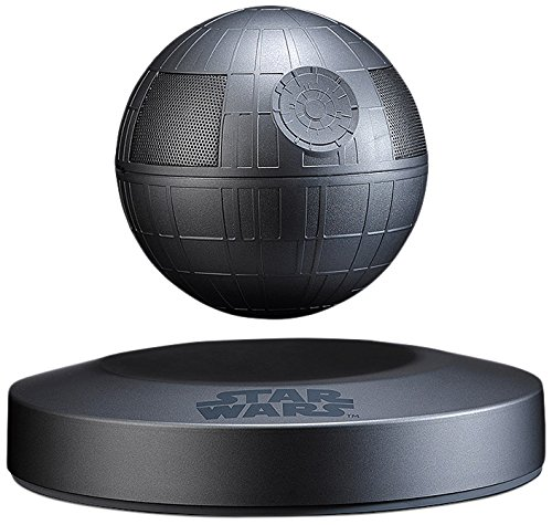 Star Wars Levitating Death Star Bluetooth Speaker