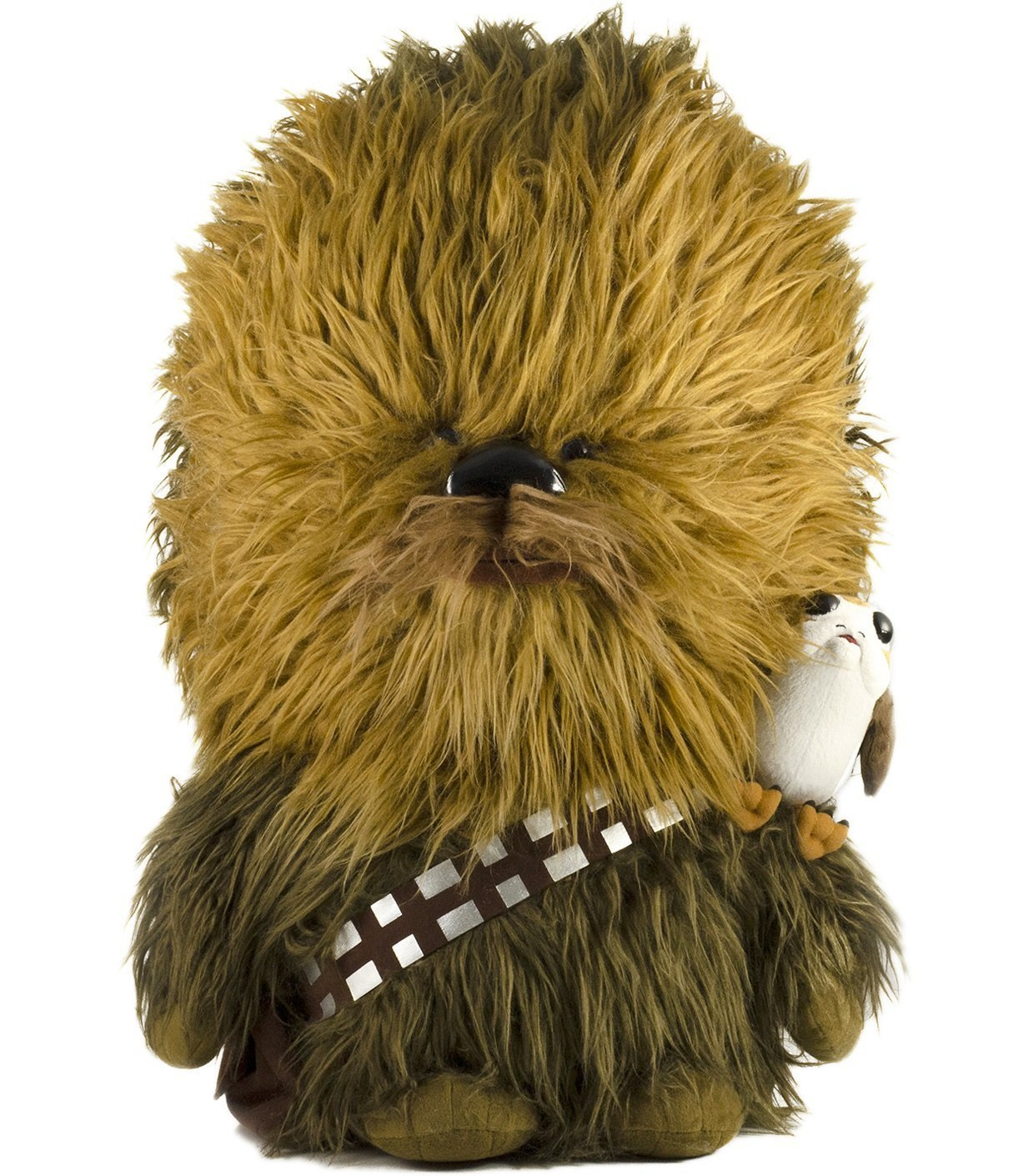 Star Wars The Last Jedi Chewbacca Talking Plush Toy
