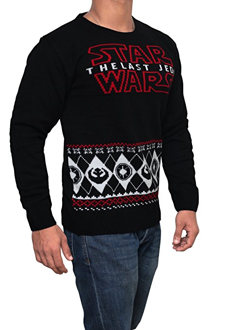 Star Wars 'Come Over to the Merry Side' Ugly Christmas Sweater