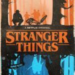 Stranger Things Upside Down Poster