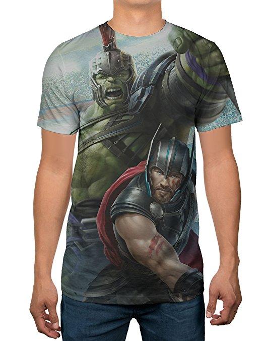 Thor & Hulk Angry T-Shirt