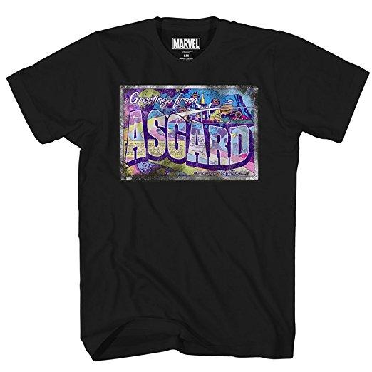 Thor Ragnarok Asgard T-Shirt