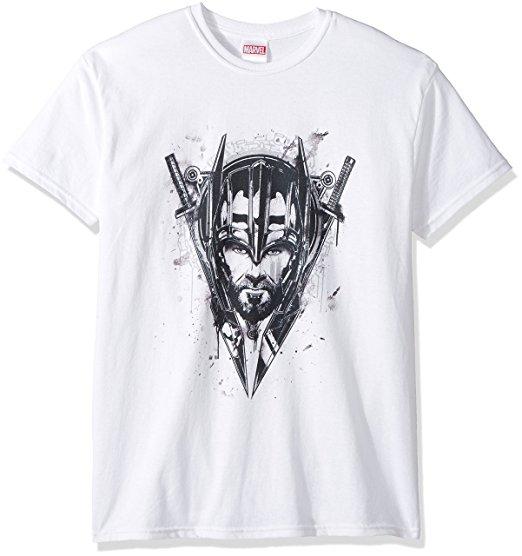 Thor Ragnarok Black & White T-Shirt