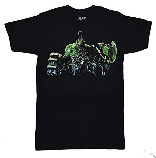 Thor Ragnarok Gladiator Hulk T-Shirt