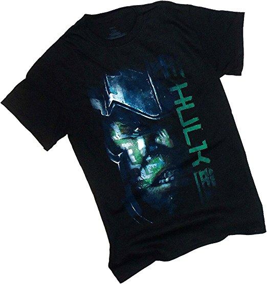 Thor Ragnarok Hulk Shadow Profile T-Shirt