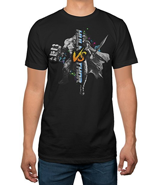 Thor Ragnarok Hulk-Thor T-Shirt
