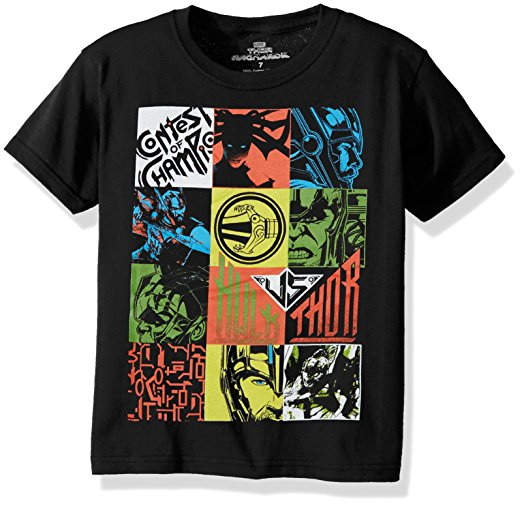 Hulk & Thor Team Up t-shirt