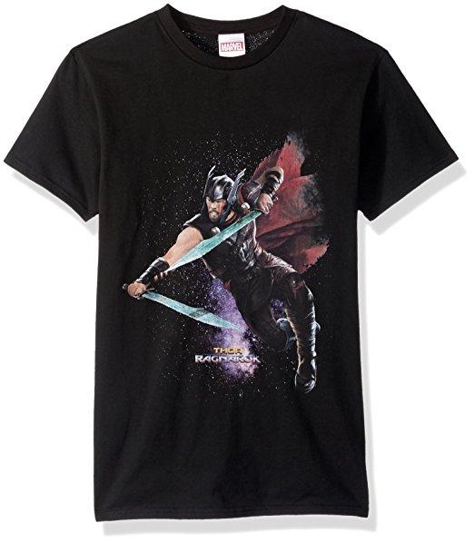 Thor Ragnarok Swords T-Shirt