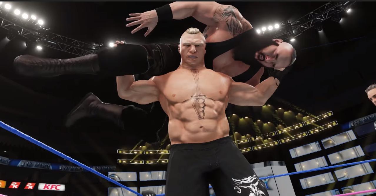 WWE 2K18 (PC)