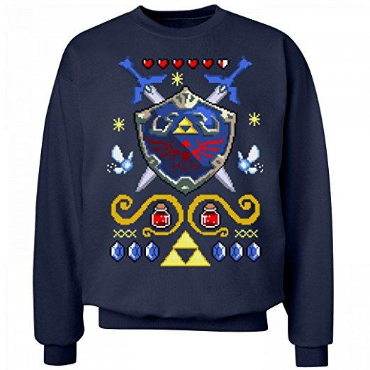 Zelda Ugly Christmas Sweater