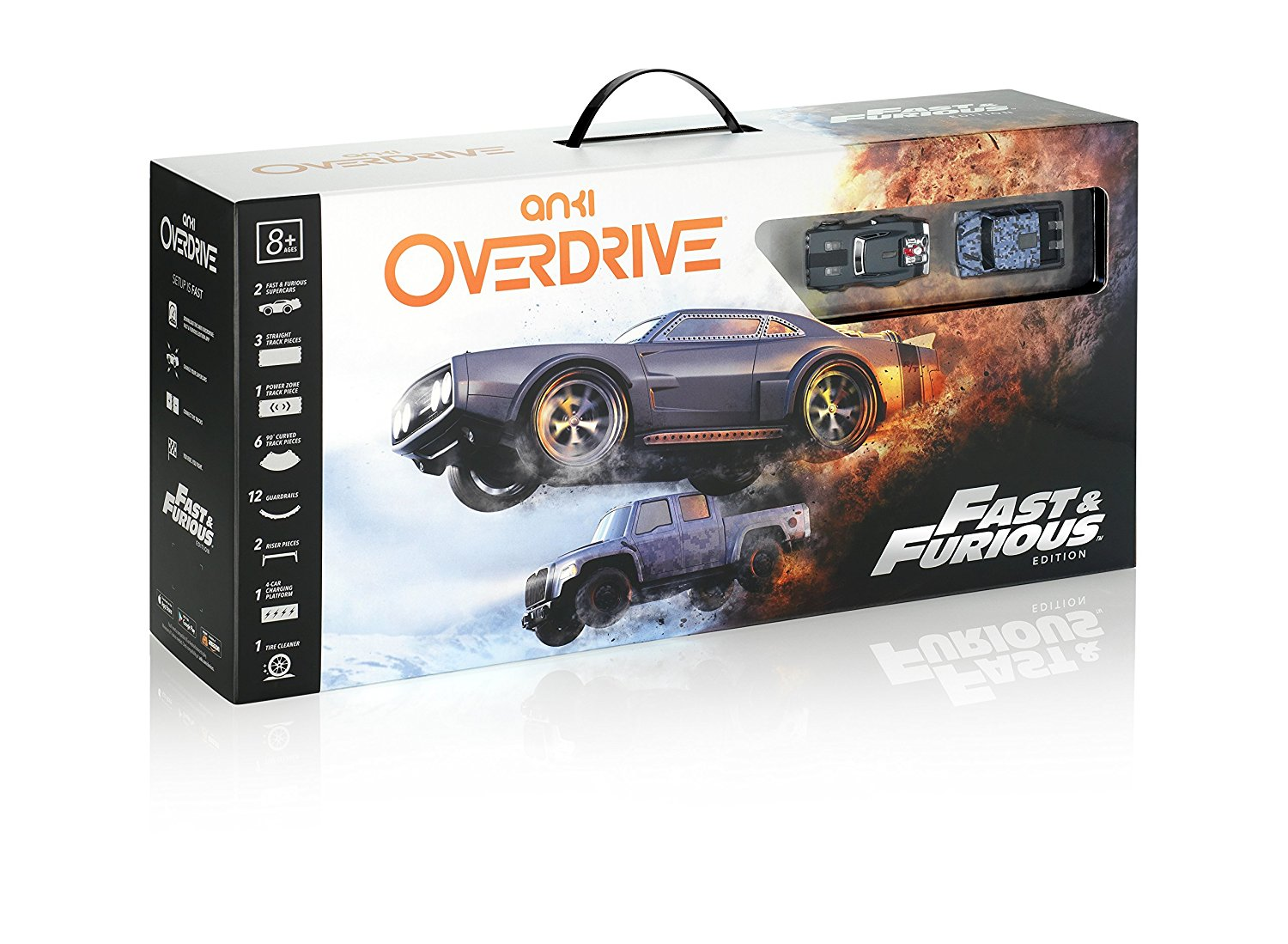 Aniki Overdrive Fast & Furious Edition